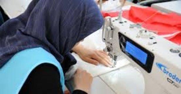 İŞKUR makineci dikiş mesleğinde 1350 işçi başvuru şartları nedir?