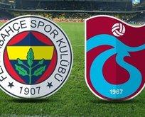 F.Bahçe-Trabzonspor maçının hakemi belli oldu
