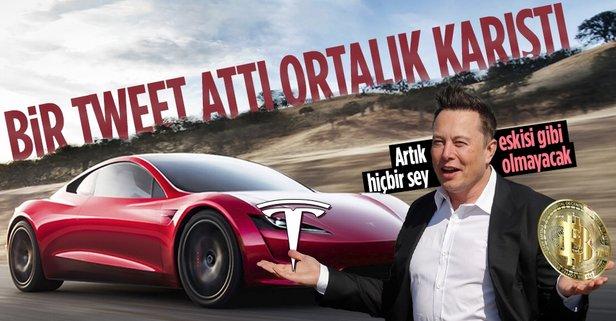 Elon Musk: Bitcoin ile Tesla alabilirsiniz