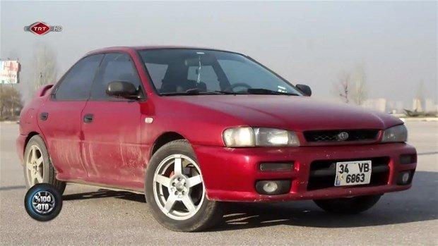 20 yıllık Subaru'nun inanılmaz değişimi