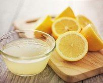 Limon suyu bağırsak dostu