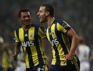 Bursa'da galip yok! (MS: Bursaspor 1-1 Fenerbahçe)