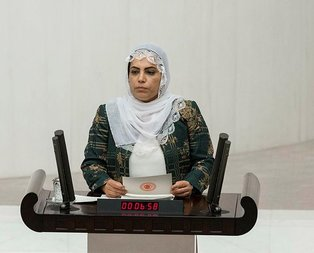 HDP vekili Remziye Tosun teröristlerin cenazelerini talep etti!