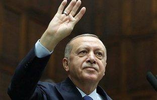 Başkan Erdoğan'dan kutlama