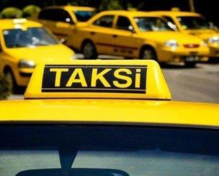 Taksicilerin UBER sevinci