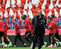 Galatasaray'daki değişim sahaya yansımadı