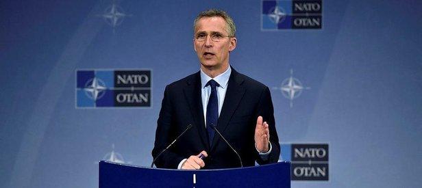 NATO'dan Türkiye ve Tillerson açıklaması