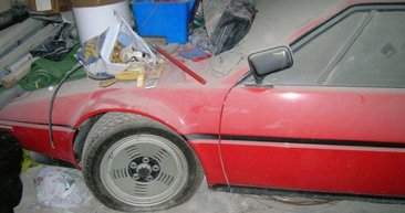 BMW'nin inanılmaz değişimi! 34 yıl boyunca garajda kaldı...