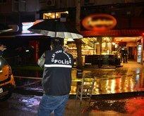 Bar önünde silahlı saldırı! Kurşun yağdırdılar