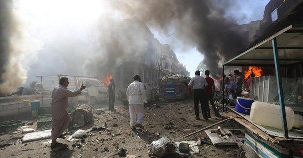 Esed rejiminden alçak saldırı! 7 sivil öldü