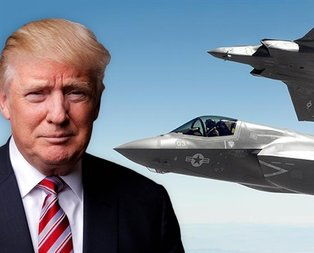 Trump duyurdu: 105 adet F-35 alacaklar!