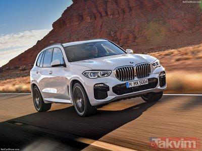 2019 BMW X5 tanıtıldı (Yeni BMW X5in fotoğrafları)