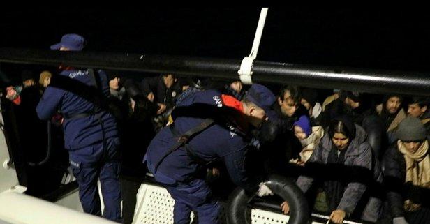 Çanakkale'de iki haftada 515 kaçak göçmen yakalandı