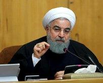 Ruhani'den flaş açıklama!
