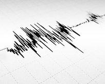 Ağrıda korkutan deprem! Okullar tatil edildi