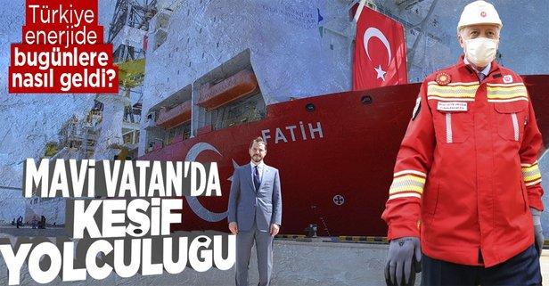 Türkiye enerjide bugünlere nasıl geldi?