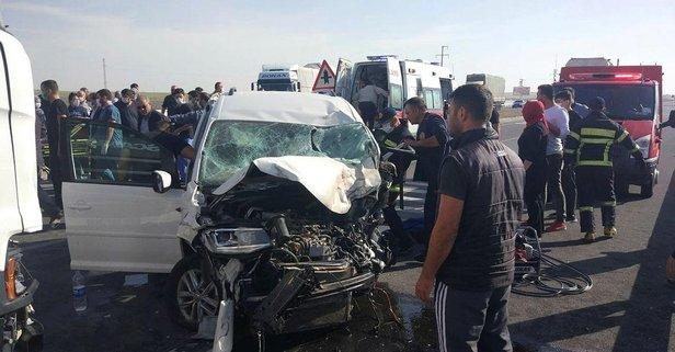 Konya'da feci kaza! Acı haber geldi
