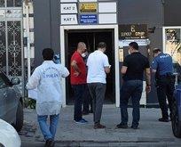 Malatya'da plazada silahlı kavga: 2 yaralı