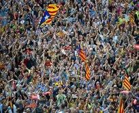 Katalonya'nın bağımsızlık ilanı tanınmayacak