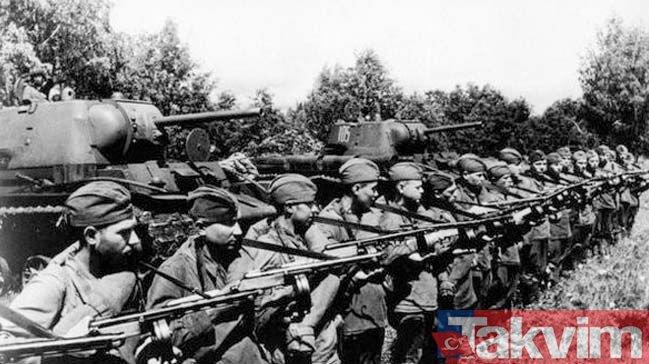 İkinci Dünya Savaşının ölüm saçan araçları!