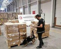 İstanbul'da uyuşturucu operasyonu! Şebeke çökertildi