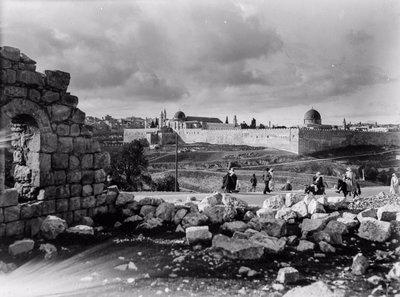 Osmanlı döneminde Kudüs...