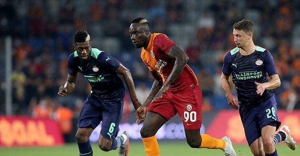 Galatasaray PSV maç özeti! GS 1-2 PSV maç özeti, golleri, önemli anları!