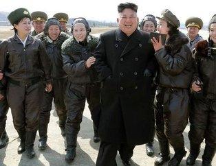Kuzey Kore lideri Kim Jong Un'un saç modeli... (Kim Jong Un'un bilinmeyenleri)