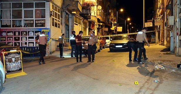 Kırıkkale'de hareketli gece! Silahlar patladı ortalık karıştı