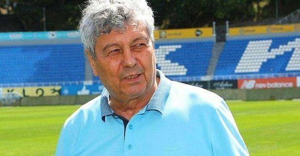 Lucescu Ukrayna'ya geri döndü