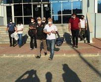 3 haşhaşi Yunan'a kaçarken yakalandı