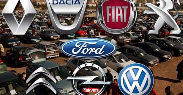 60 bin TL altı ikinci el araç modelleri: Citroen, Dacia, Fiat, Ford, Hyundai...