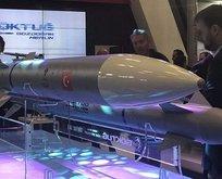 Türkiye'nin ilk milli hava füzeleri: Göktuğ, Bozdoğan ve Gökdoğan