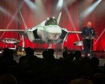 Pentagon, F-35 raporunu Kongreye sundu