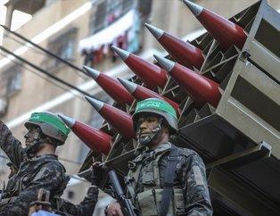 Gazze'de askeri geçit