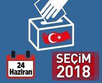 Kars seçim sonuçları! 2018 Kars seçim sonuçları... 24 Haziran 2018 Kars  seçim sonuçları ve oy oranları...