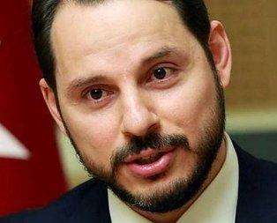 Hazine ve Maliye Bakanı Berat Albayrak'tan 18 Mart mesajı