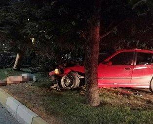 Ehliyetsiz sürücü dehşet saçtı! 2 ölü, 1 yaralı