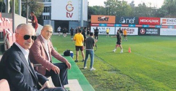 Galatasaray'da neşeli günler