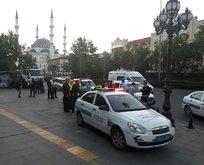 Ankarada polise silahlı saldırı girişimi