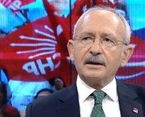Kılıçdaroğlu'nun donup kaldığı anlar!