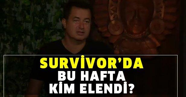7 Temmuz Survivor kim elendi, kim gitti?