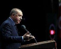 Başkan Erdoğan'dan dikkat çeken Kızılelma paylaşımı