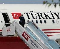 Başkan Erdoğan Katar Emiri, Al Sani ile görüştü