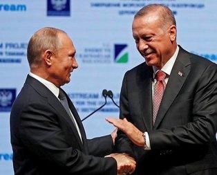 Başkan Erdoğan ile Putin yarın bir araya gelecek