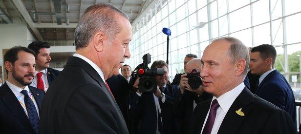 Türkiye ile Rusya arasında şehitlik anlaşması!