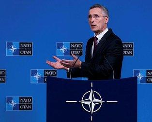 NATO'dan tokat gibi Türkiye açıklaması