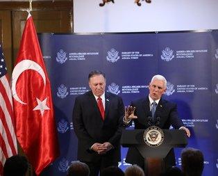 ABD'den yeni açıklama: Ankara'da verilen sözlerin...