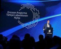Ericsson'dan teknolojik çıkarma