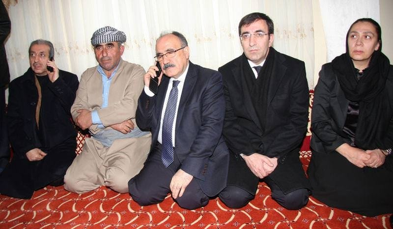 Bakanlar Şırnak'ta